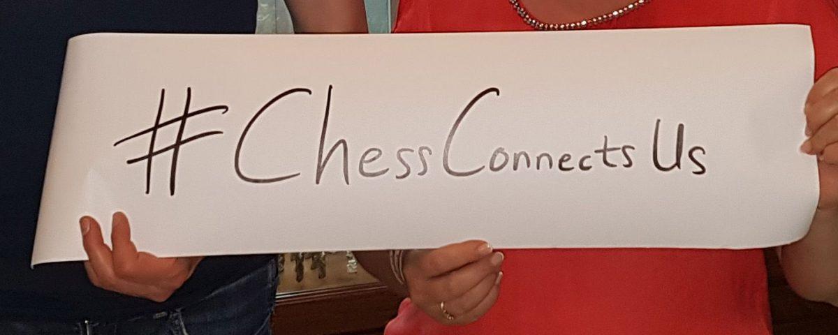 Schach verbindet uns (Foto: privat)